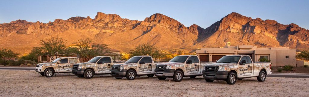 AZ Tile & Grout Truck Fleet