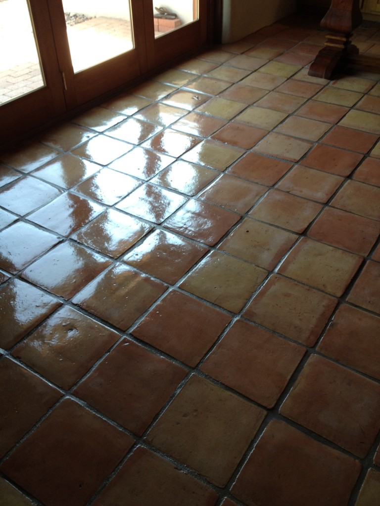 Saltillo az tile grout care inc saltillo tile 2 aftersealing tucson dailygadgetfo Image collections