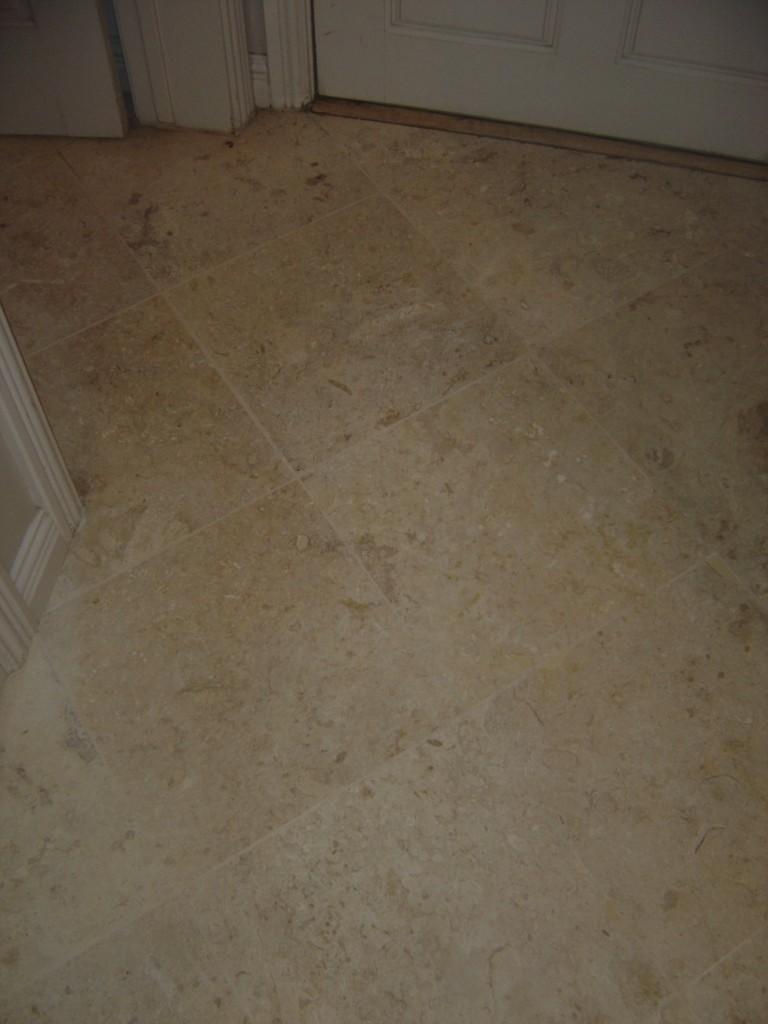 Travertine az tile grout care inc travertine tile floor after cleaning sealing tucson az dailygadgetfo Choice Image
