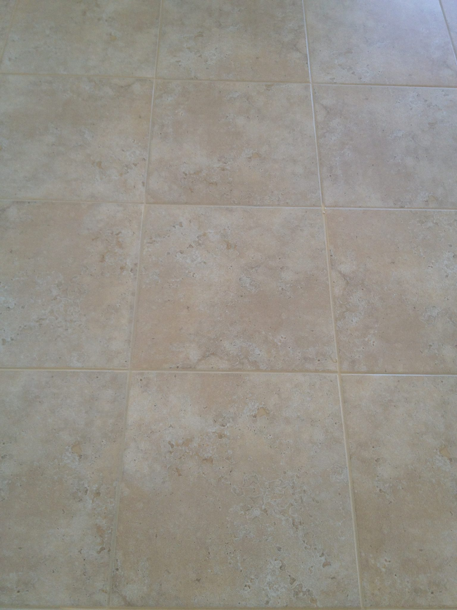 Grout After Cleaning Color Sealing Photo Credit Az Tile Care Tucson