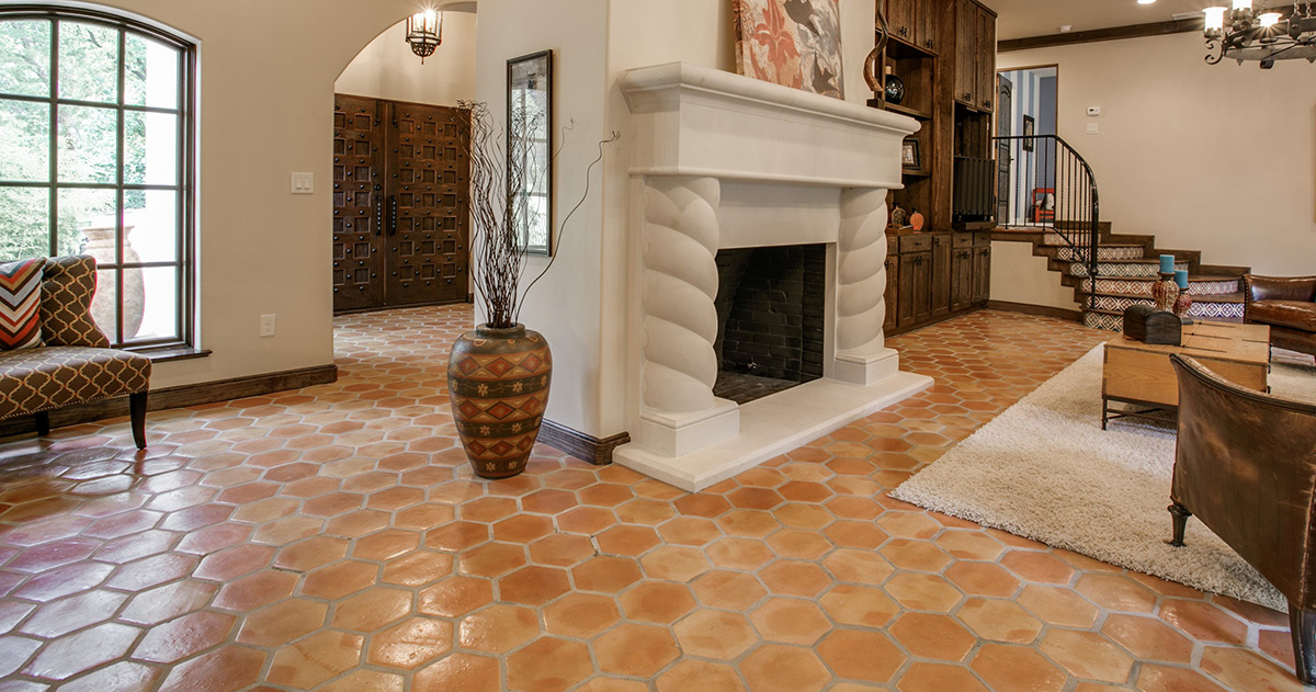Exploring The Beauty Of Saltillo Tile Az Tile Amp Grout