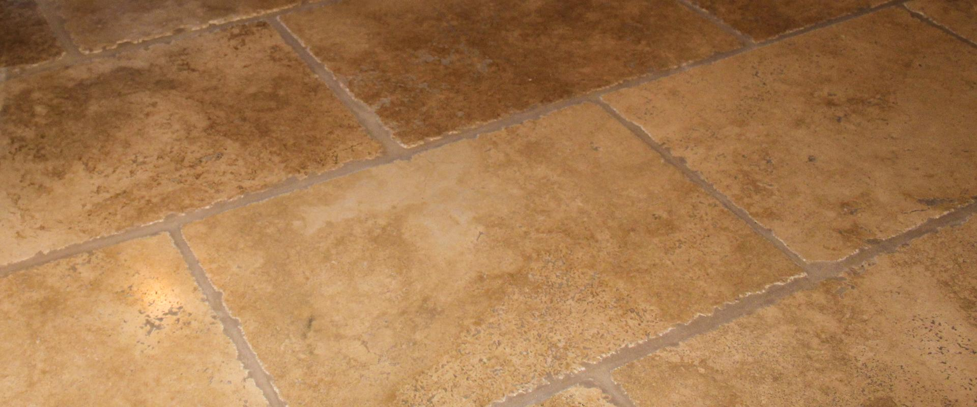 Tile and grout cleaning in tucson arizona tile grout for Best grout color for travertine tile