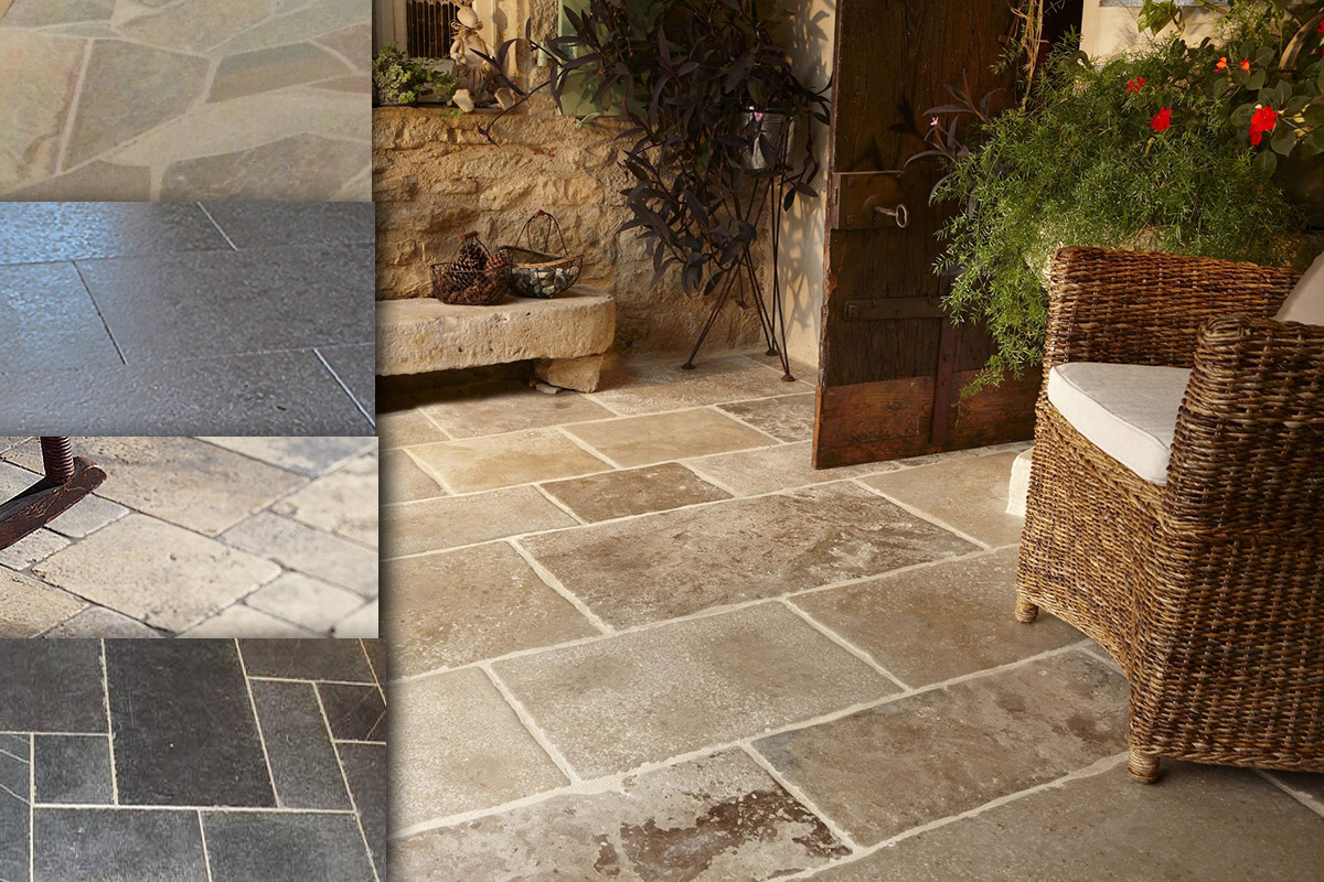 Different Types of Natural Stone Flooring AZ Tile Grout Care Inc